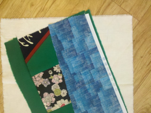 crazy log cabin quilt tutorial 15