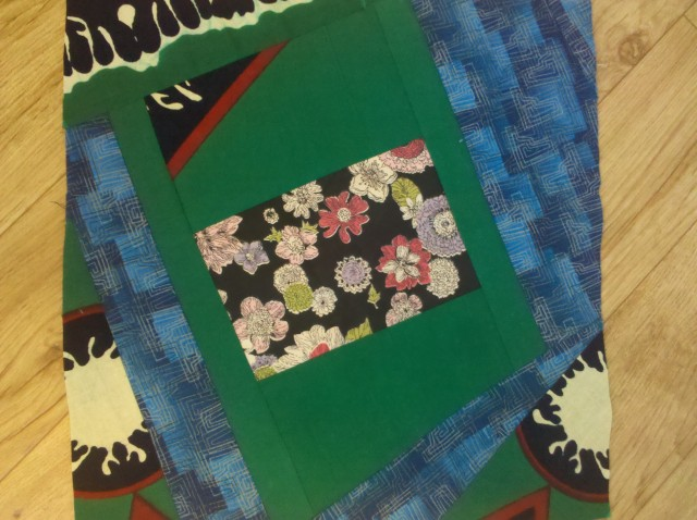 crazy log cabin quilt tutorial 37