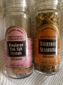 """Everyday Seasoning"" from Trader Joe's"