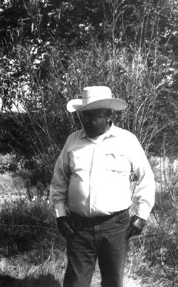 Viejo Majel in San Juan Capistrano, 1971. Reprinted with permission from the author, Frank Lobo.